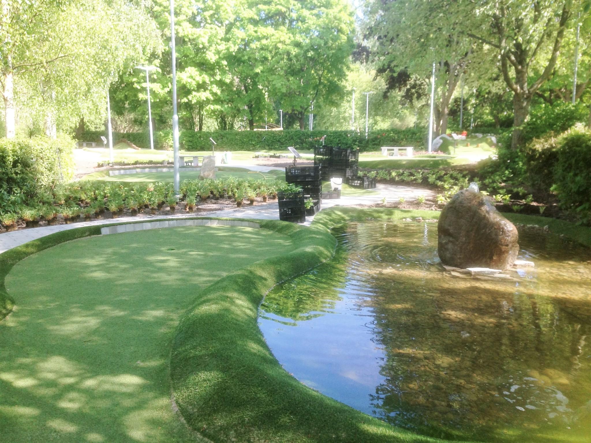 Planering av trädgårdar i järfälla och stockholm